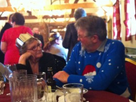 Crs Christmas lunch